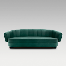 POWEL SOFA by BRABBU