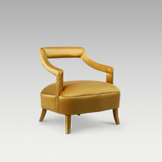 OKA ARMCHAIR by BRABBU