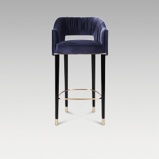 STOLA BAR CHAIR by BRABBU