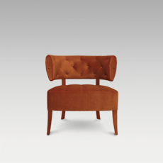 ZULU ARMCHAIR by BRABBU