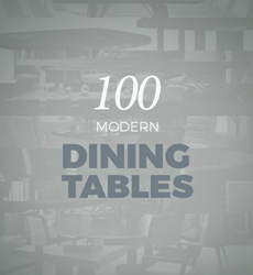 100 Modern Dining Tables