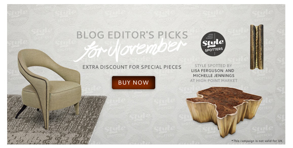 Products of the Month - BRABBU Editor's picks for November
