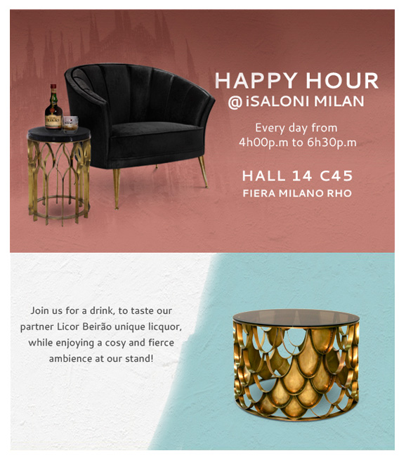 Happy Hour at iSaloni
