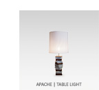 APACHE | TABLE LAMP by BRABBU