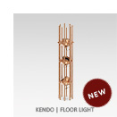 KENDO | FLOOR LIGHT by BRABBU