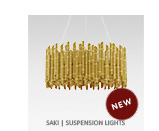 SAKI | SUSPENSION LIGHT by BRABBU