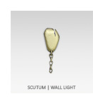 SCUTUM | WALL LAMP by BRABBU