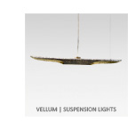VELLUM | SUSPENSION LIGHT by BRABBU