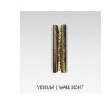 VELLUM | WALL LAMP by BRABBU