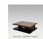 LALLAN | CENTER TABLE by BRABBU