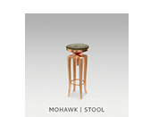MOHAWK | STOOL by BRABBU