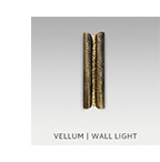 VELLUM | WALL LIGHT by BRABBU