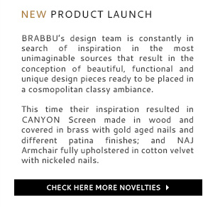 BRABBU NEW PRODUCTS