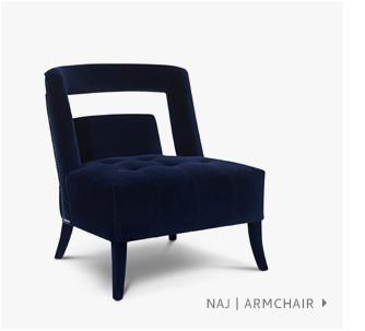NAJ   Armchair by BRABBU