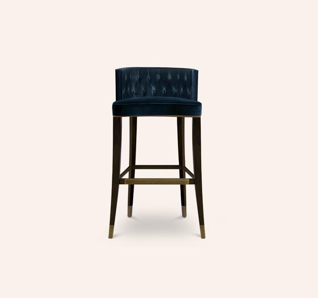 Bourbon Bar Chair