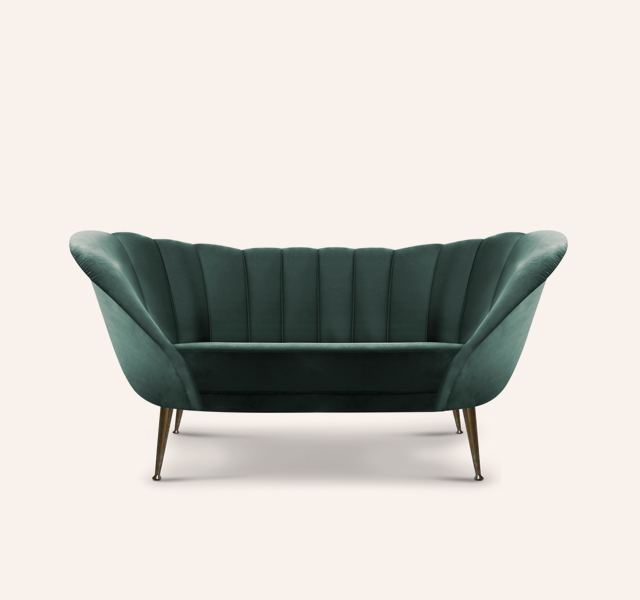 Andes 2 Seat Sofa