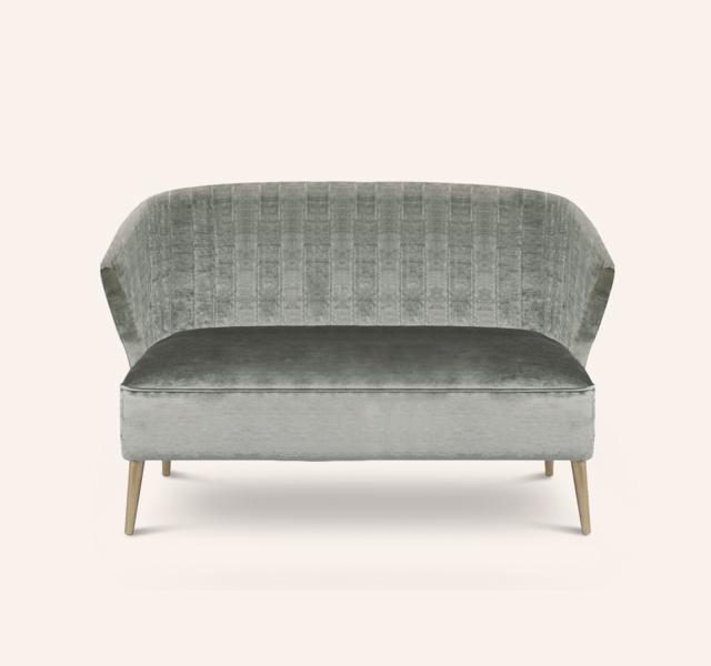 Nuka 2 Seat Sofa