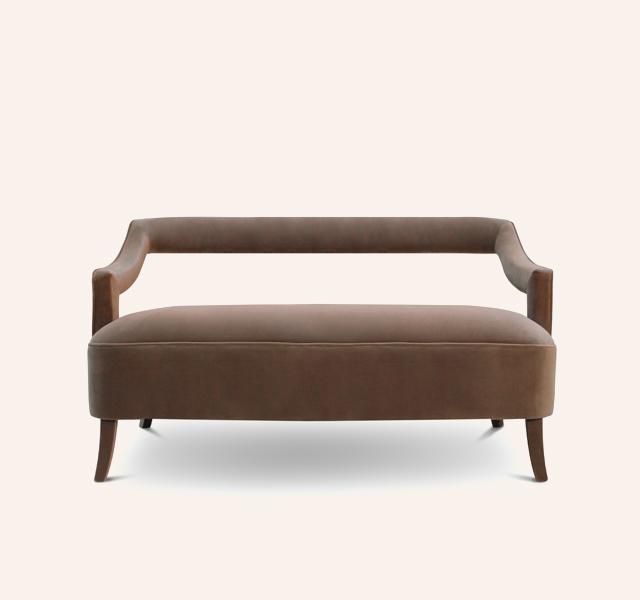 Oka 2 Seat Sofa