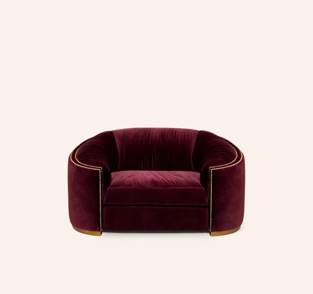 Wales Single Sofa