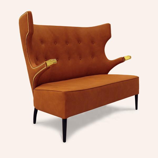 Sika 2 Seat Sofa