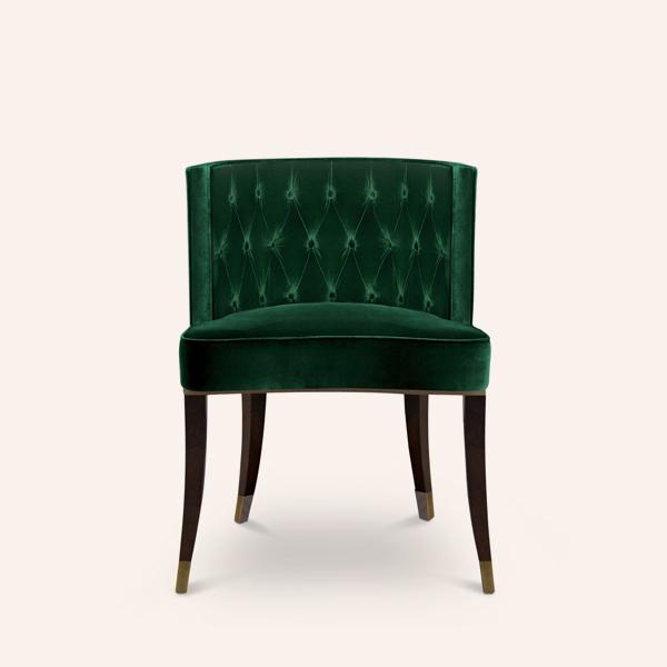 Bourbon Dining Chair