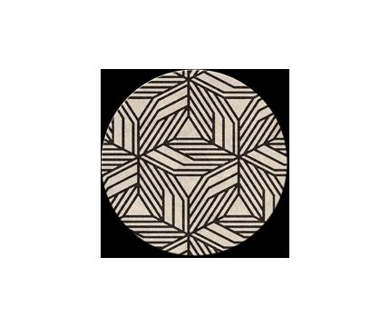 CAUCA | Wool Rug Modern Design by BRABBU