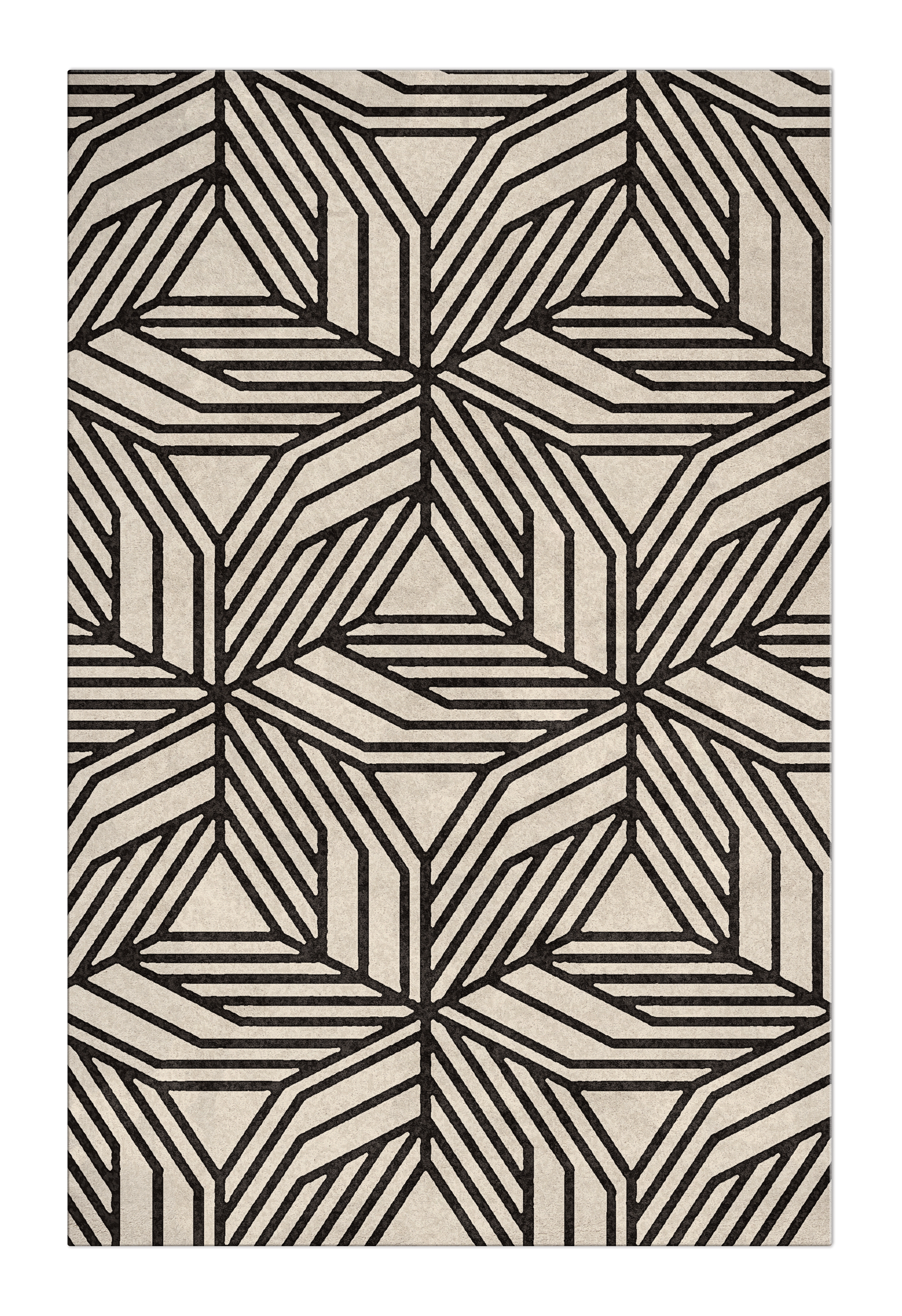 Cauca Wool Rug Modern Design By Brabbu