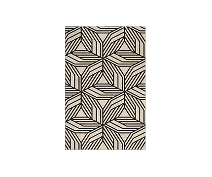 Cauca Wool Rug Modern Design By Brabbu