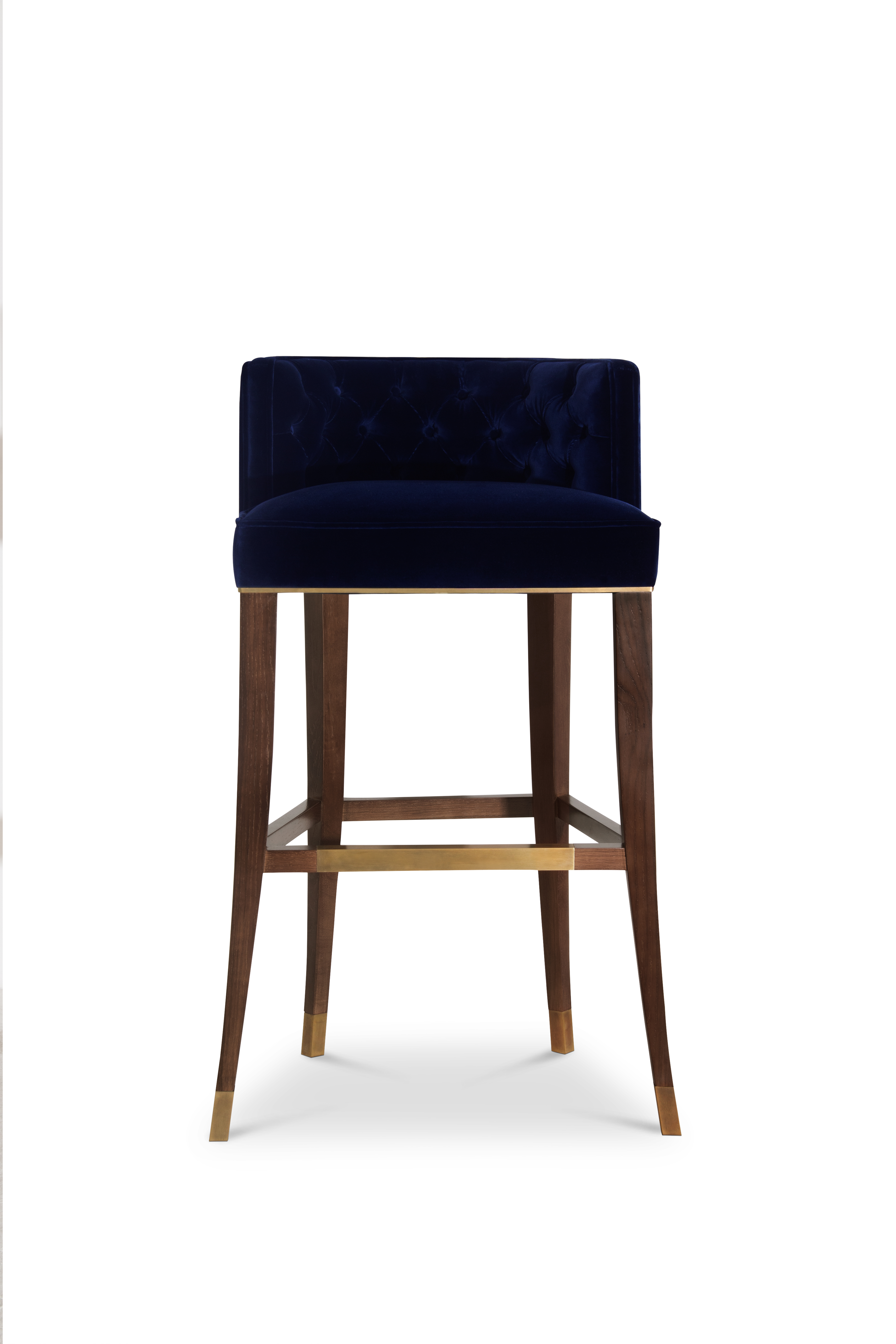 Bourbon Bar Chair Mid Century Design By Brabbu