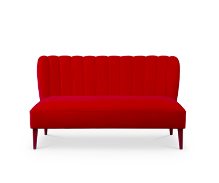 DUKONO 2 Seater Sofa Modern Design By BRABBU