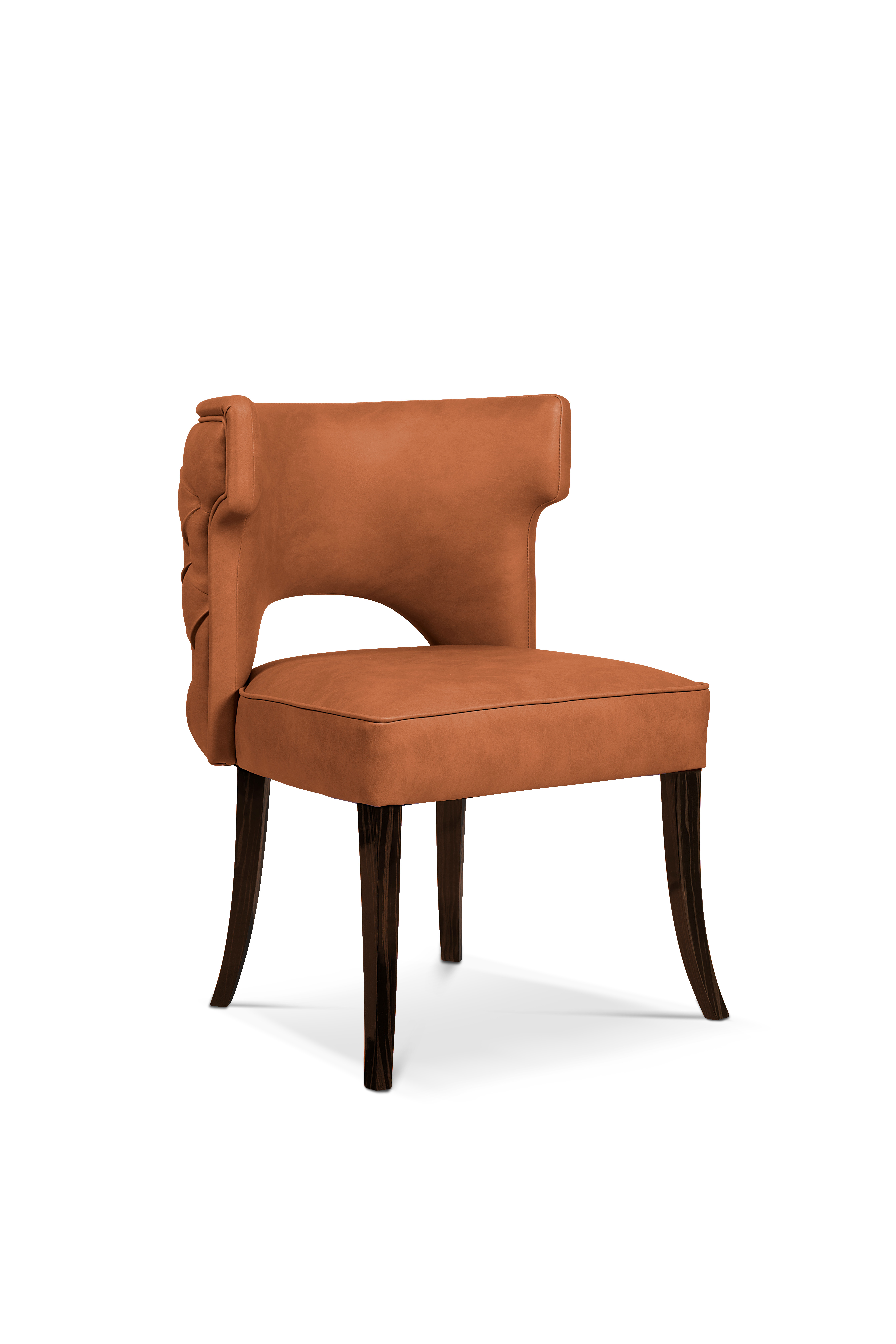 Kansas Dining Chair Mid Century Design By Brabbu