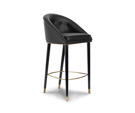 N 186 20 Bar Chair Modern Design By Brabbu