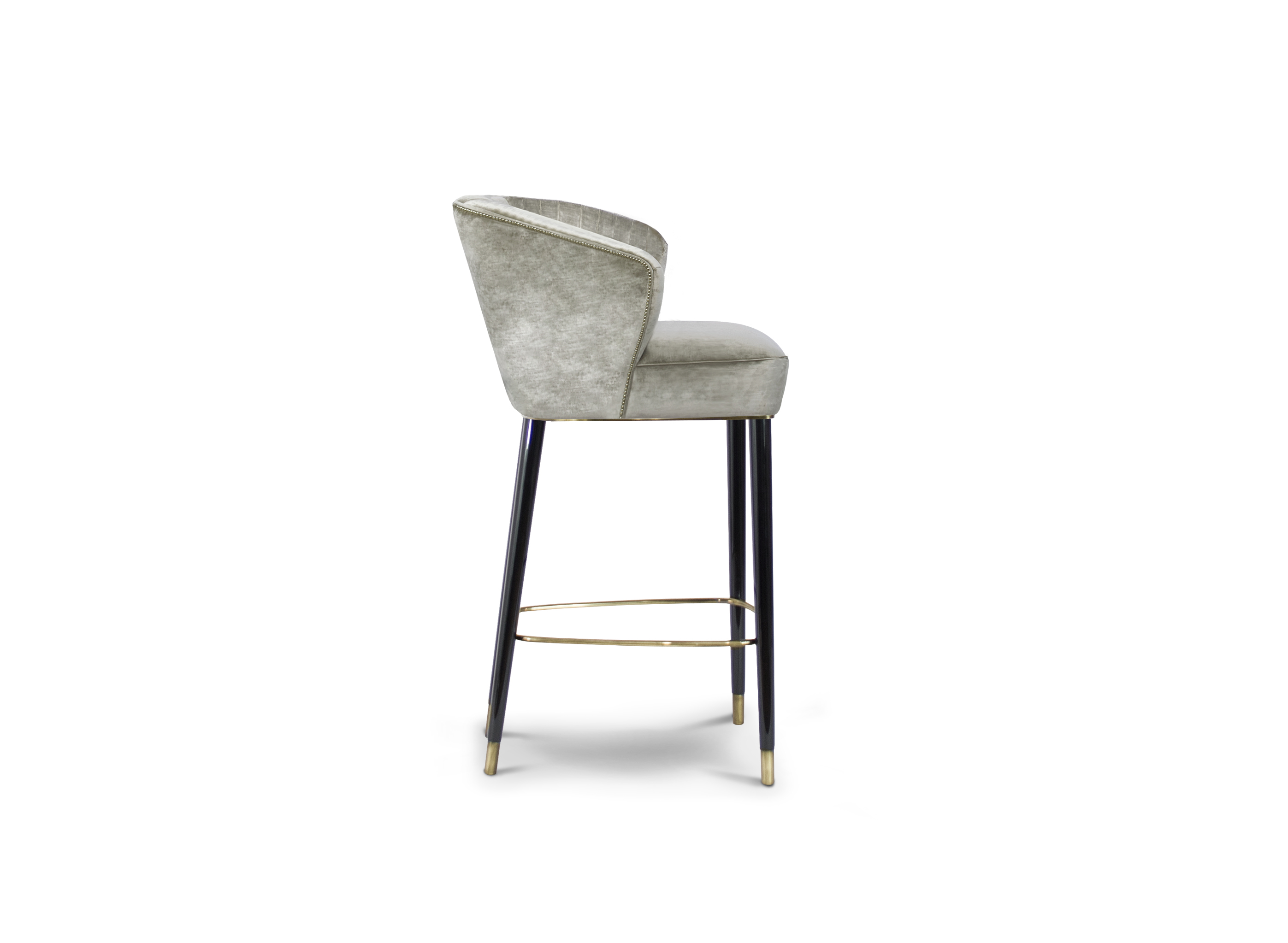 Nuka Counter Stool Contemporary Design By Brabbu
