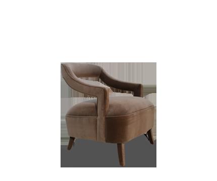 Namib Armchair Mid Century Modern Furniture By Brabbu