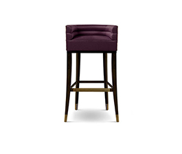 MAA Bar Chair Mid Century Modern Design by BRABBU is easily admired by its harmony in any living room set