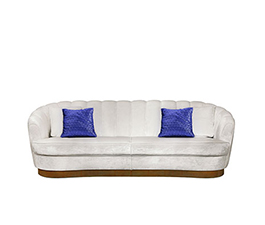 PEARL | Lounge Sofa Modern Contemporary Furniture by BRABBU