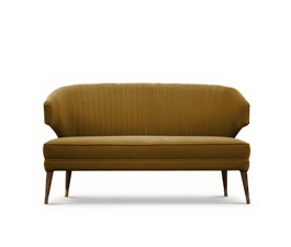 IBIS | 2 SEAT SOFA Contemporary Design by BRABBU