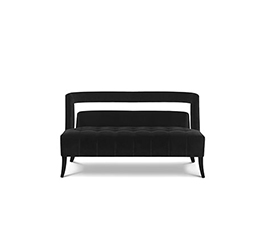NAJ | 2 SEAT SOFA Contemporary Design by BRABBU