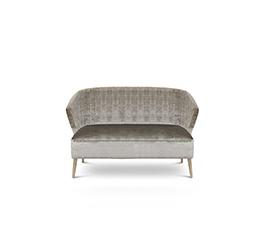 NUKA | 2 Seat Sofa Contemporary Design by BRABBU