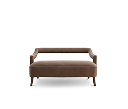 OKA | 2 Seat Sofa by BRABBU