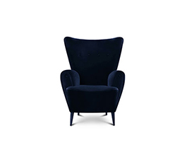 CLERK Armchair Contemporary Design by BRABBU that will conquer all the living room sets.