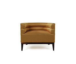 MAA Armchair Mid Century Modern Design by BRABBU is easily admired by its harmony in any living room set.