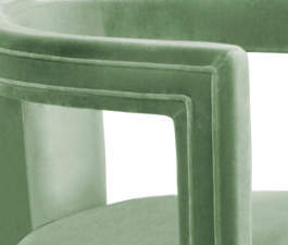 RUKAY | ARMCHAIR Contemporary Design by BRABBU