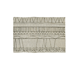 CUZCO | Wool Rug Contemporary Design by BRABBU
