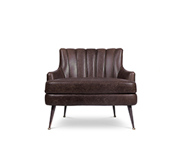 PLUM Armchair Contemporary Design by BRABBU that will conquer all the living room sets.