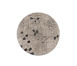 Poppy Wool Rug Contemporary Design by BRABBU as a modern rug is ideal for a modern home decor.