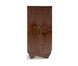 HUANG | Wood Cabinet Modern Design by BRABBU