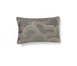 Arco-A-Volta | Cotton Classic Design Pillow by BRABBU