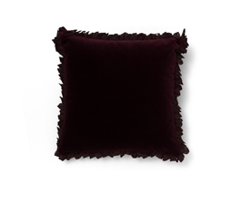 Cancan | Velvet Classic Design Pillow by BRABBU
