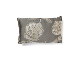 Flora | Cotton Classic Design Pillow by BRABBU